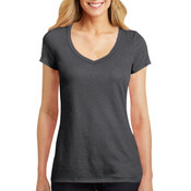 Juniors Very Important Tee ® Deep V Neck